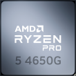 Ryzen 5 PRO 4650G 3.7GHz 6C/12T 65W AM4 APU with Radeon Graphics
