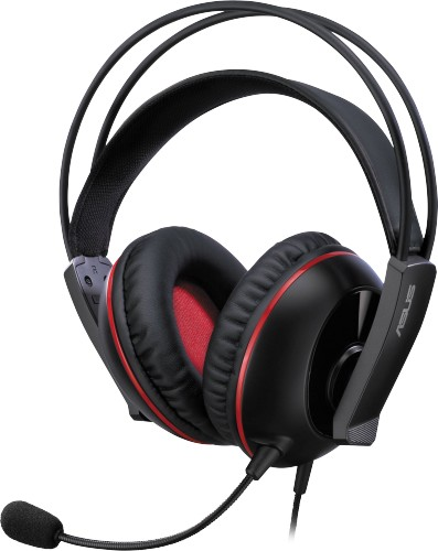 The Cerberus headset with detachable mic boom