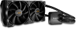 Silent Loop 240mm AIO CPU Water Cooler, BW002