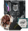 Intel 8th Gen CPU and ATX Motherboard Bundle