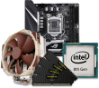 Intel 8/9th Gen CPU and mini-ITX Motherboard Bundle