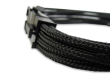 Gelid Black Braided 8-pin EPS Extension