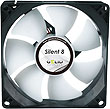 Silent 8, 80mm Quiet Case Fan