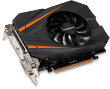 GeForce GTX 1060 Mini ITX OC 3GB GDDR5 Graphics Card