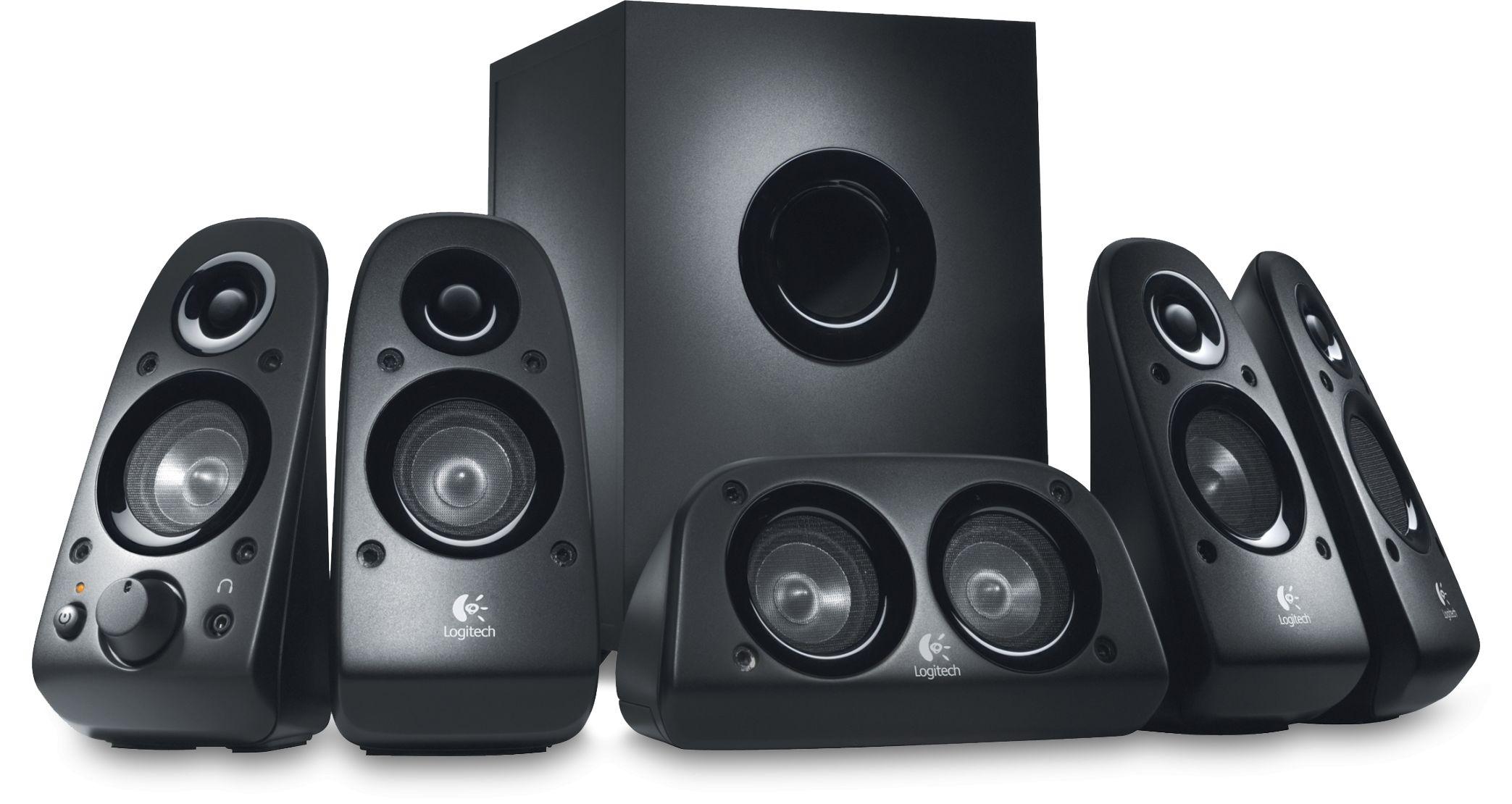 Z506 5 1 Surround Sound Speakers