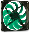 Deep Silence 140mm Ultra-Quiet PC Fan, 1100 RPM
