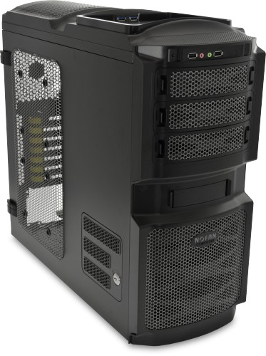 Nofan CS-80 Fanless Computer Case