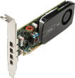 NVIDIA NVS 510 Quad DisplayPort UHD 4K Graphics Card